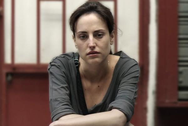 Natalia de Molina en Techo y Comida. Una película de Juan Miguel del Castillo producida por Diversa Audiovisual.