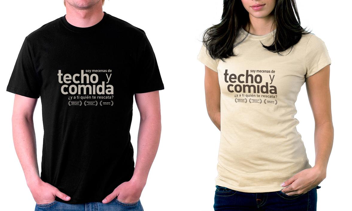 Camisetas Mecenas_003_Techo y comida