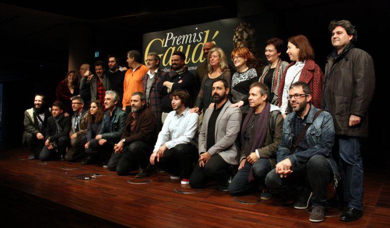 Nominados Gaudi 2015