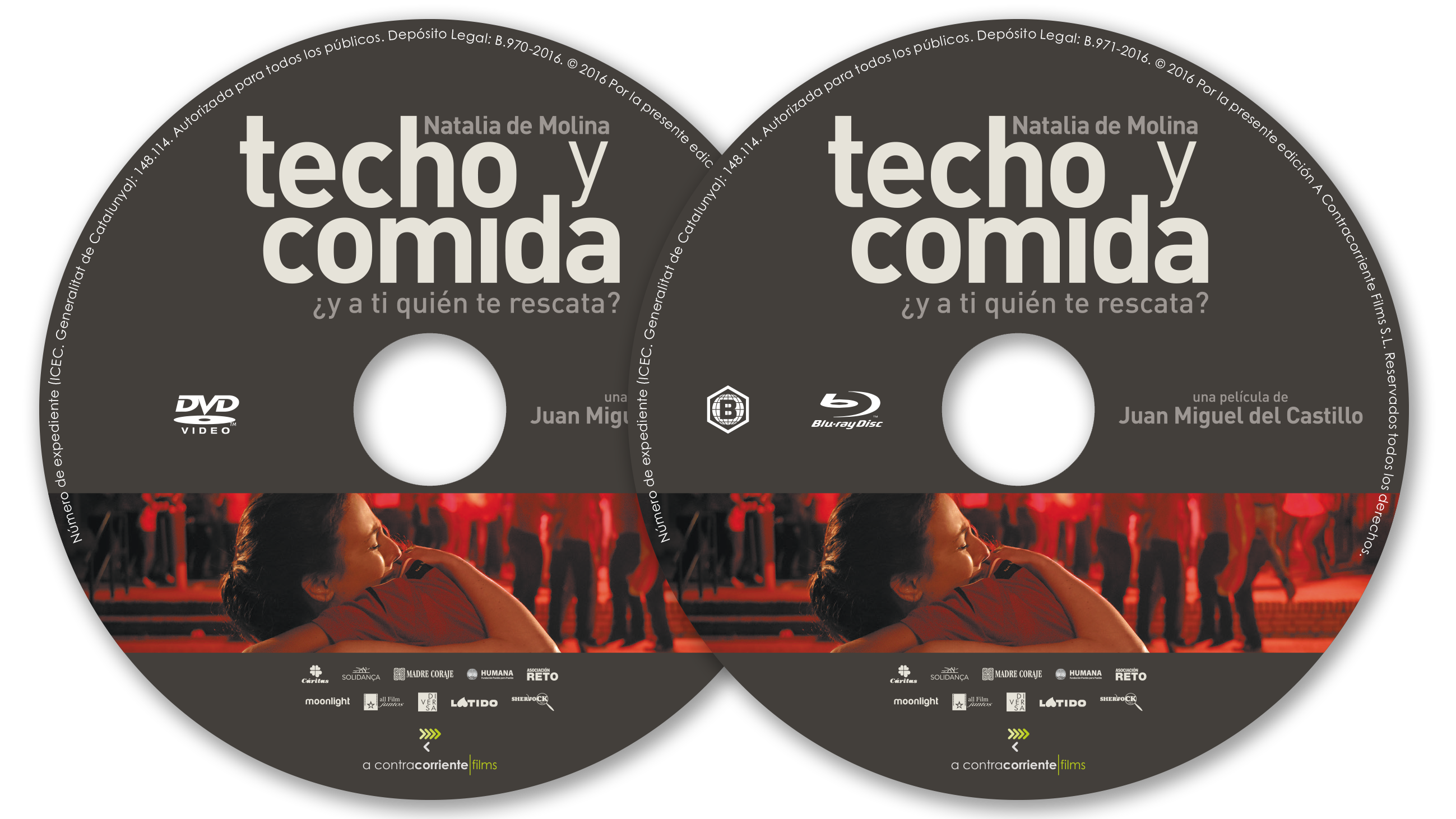 Galleta DVD BD