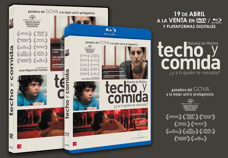 A la venta en DVD y Blu-ray